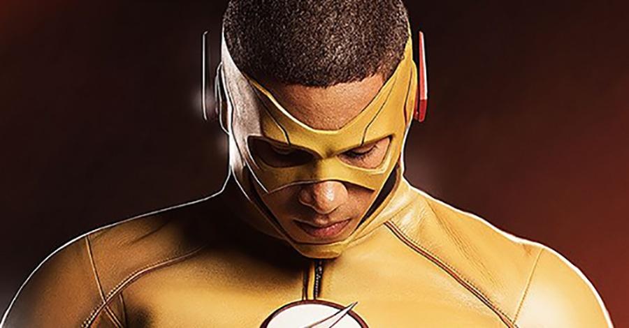 """""""Kid"""" Flash Wally West"""