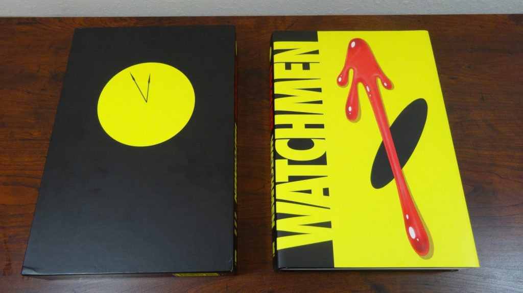 Watchmen Absolute Edition Cover